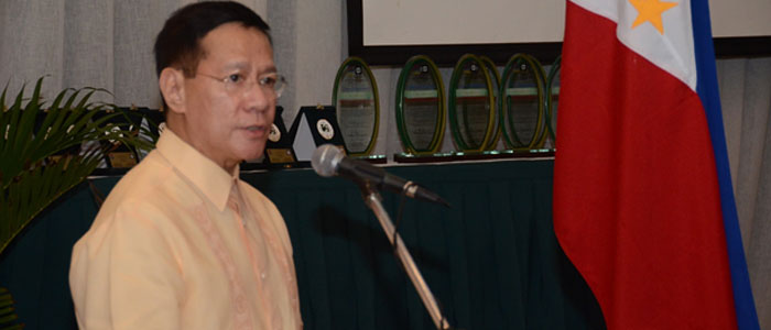 Scientific Career Council Chairman Francisco T. Duque III